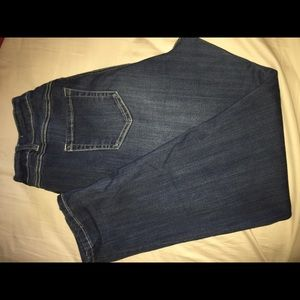 Denim - Pair of Avenue Girlfriend Jeans